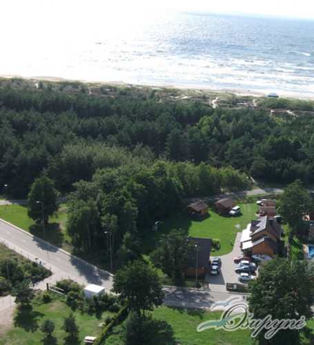 Domki, pokoje i apartamenty Osupyne - 150 m do morza! - 2