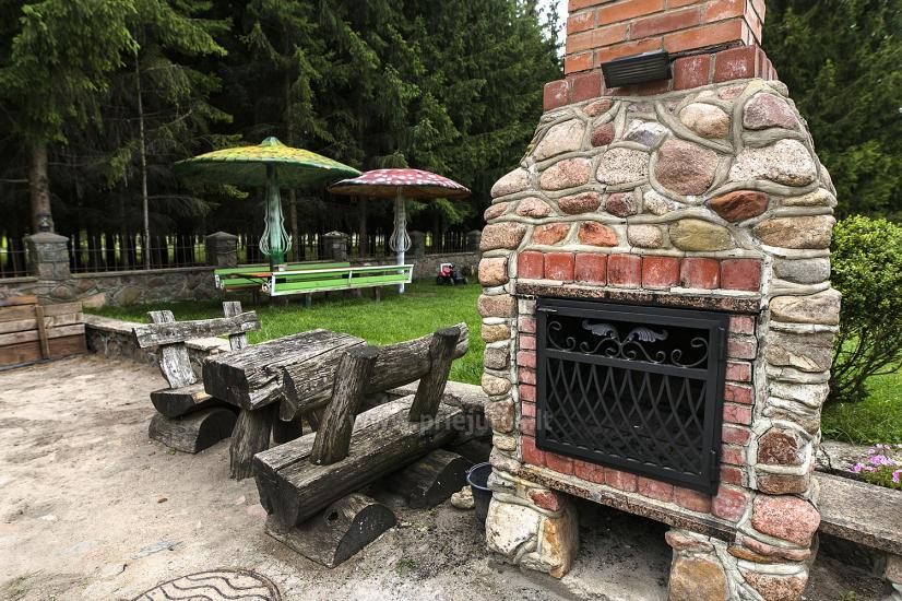 Zagrody odpoczynku i uroczystości w pobliżu Kłajpedy - 7