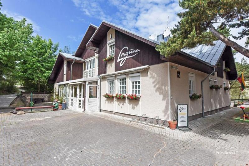 LAGŪNA - dom gościnny w Połądze 30 metrów od morza!