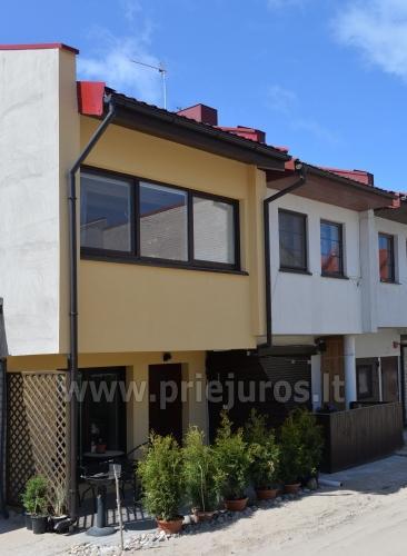 Dom miejski do wynajęcia w Nidzie Akvilė - 14