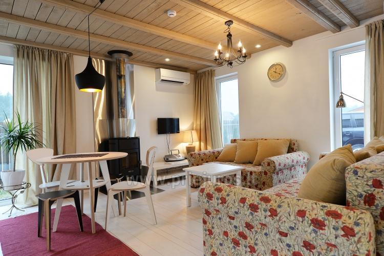 Dom wakacyjny do wynajęcia blisko morza! 3 pokoje, 6 miejsc do spania - 1