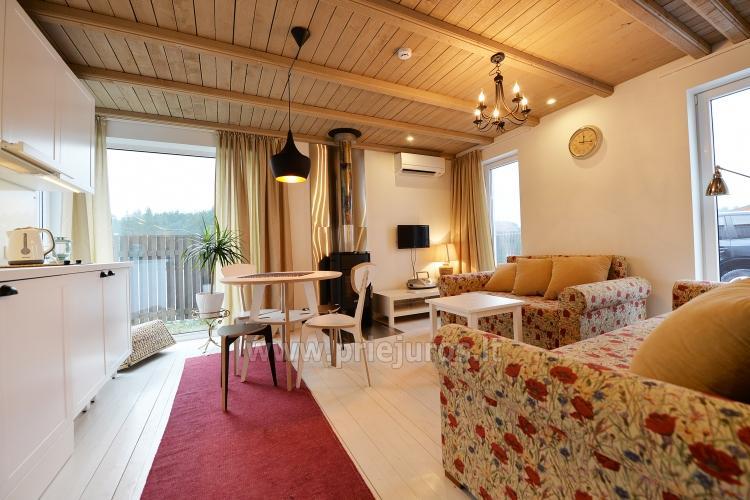 Dom wakacyjny do wynajęcia blisko morza! 3 pokoje, 6 miejsc do spania - 2