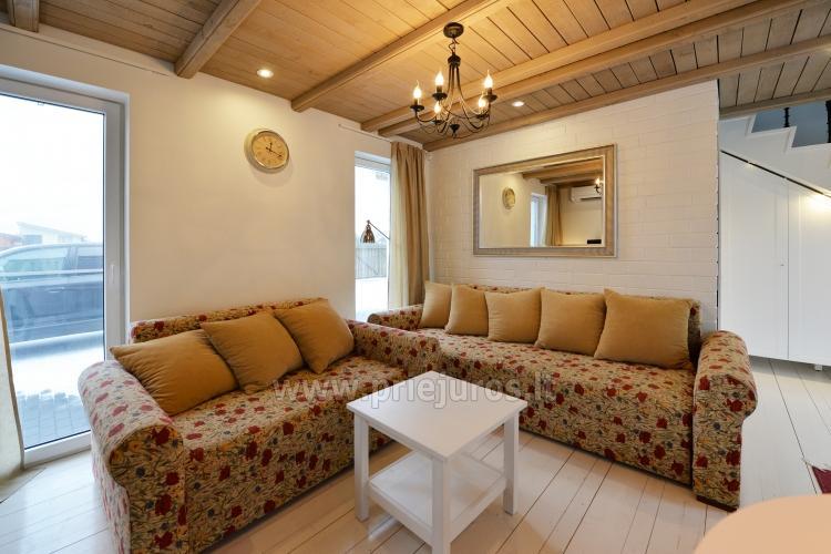 Dom wakacyjny do wynajęcia blisko morza! 3 pokoje, 6 miejsc do spania - 4