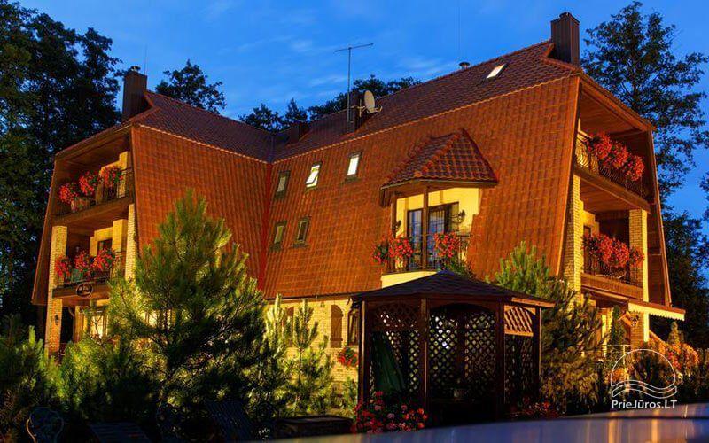 VILLA ARTEMIDE - Rodzinny hotel w Poladze - 31