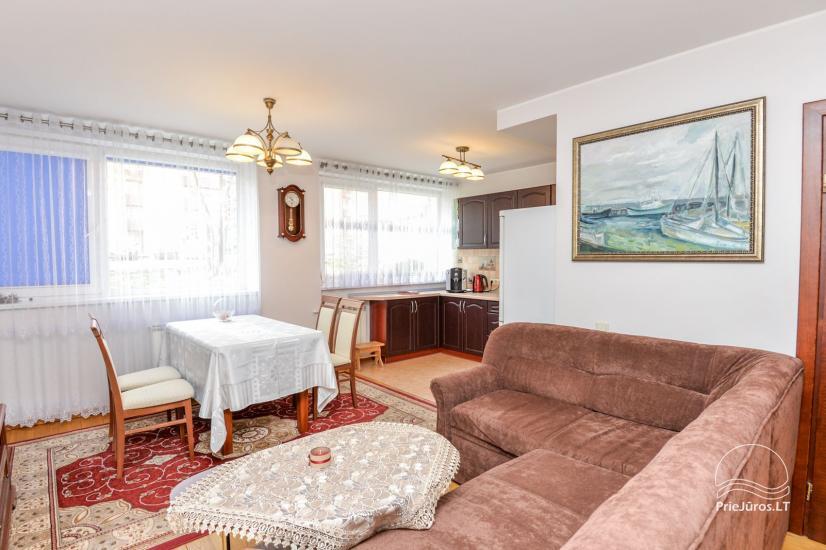 Trzy pokoje mieszkanie do wynajęcia w Nidzie Pas Stepanida - 2