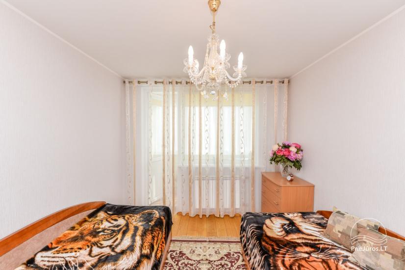 Trzy pokoje mieszkanie do wynajęcia w Nidzie Pas Stepanida - 5