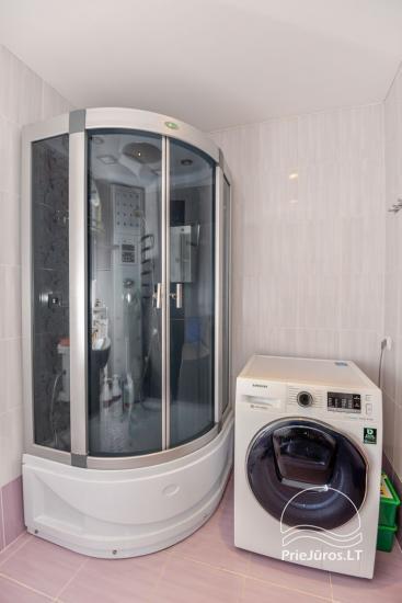 Trzy pokoje mieszkanie do wynajęcia w Nidzie Pas Stepanida - 7