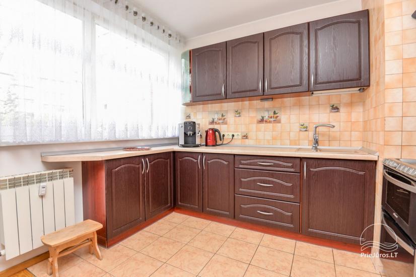 Trzy pokoje mieszkanie do wynajęcia w Nidzie Pas Stepanida - 1