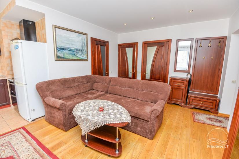 Trzy pokoje mieszkanie do wynajęcia w Nidzie Pas Stepanida - 3