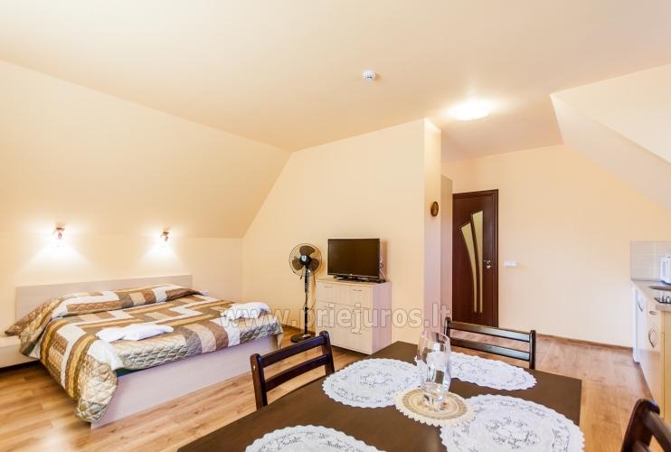 Mieszkania do wynajęcia w Karkle, w pensjonacie Golf Inn - 2