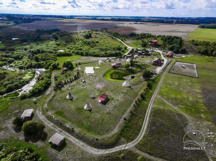 Camping Vinetu kaimas w strefie Klaipėda - 9