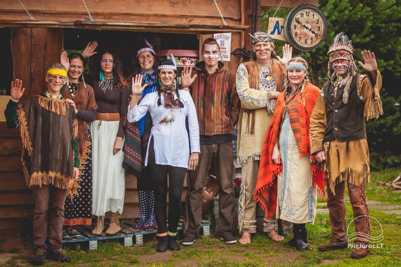 Camping Vinetu kaimas w strefie Klaipėda - 11