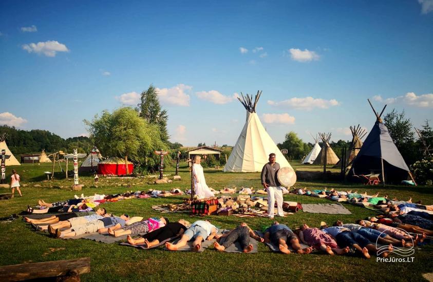 Camping Vinetu kaimas w strefie Klaipėda - 20