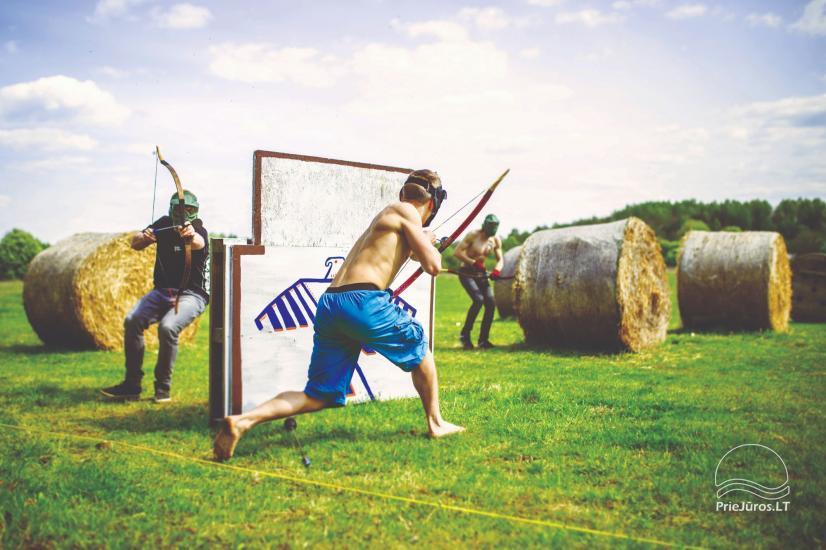 Camping Vinetu kaimas w strefie Klaipėda - 23