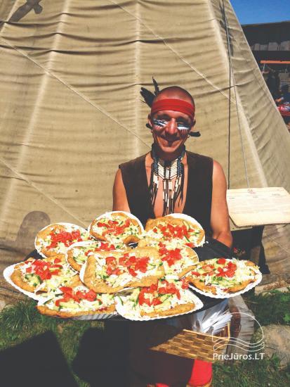 Camping Vinetu kaimas w strefie Klaipėda - 24