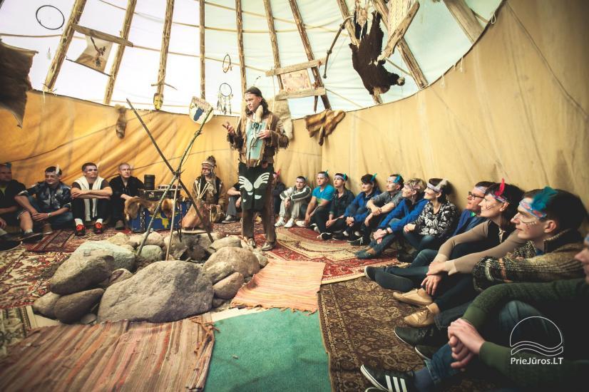 Camping Vinetu kaimas w strefie Klaipėda - 25