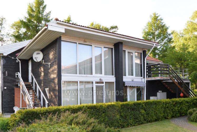 Mieszkanie do wynajęcia w Pervalka. Parter, osobne wejście, taras - 1