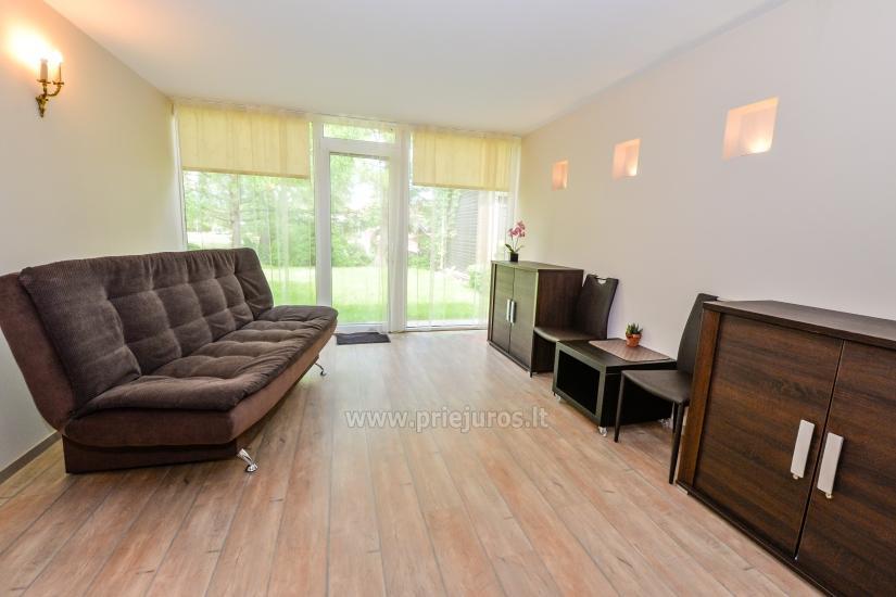 Mieszkanie do wynajęcia w Pervalka. Parter, osobne wejście, taras - 4