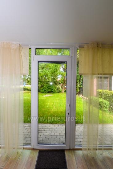 Mieszkanie do wynajęcia w Pervalka. Parter, osobne wejście, taras - 9