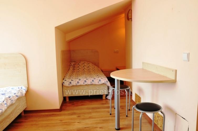 Przestronny apartament dwupokojowy. Spokojna lokalizacja, 10 min. na piechotę do plaży - 9