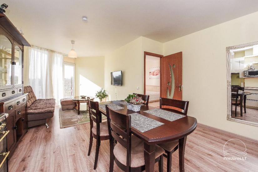 2 pokojowe mieszkanie w Sventoji - 3