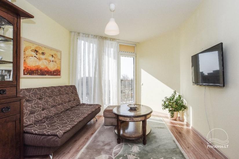 2 pokojowe mieszkanie w Sventoji - 4