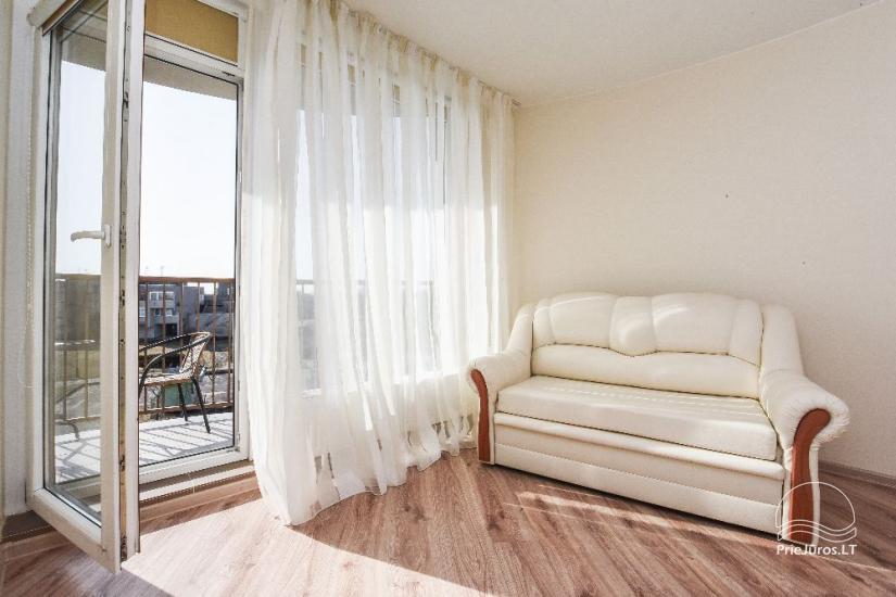 2 pokojowe mieszkanie w Sventoji - 8