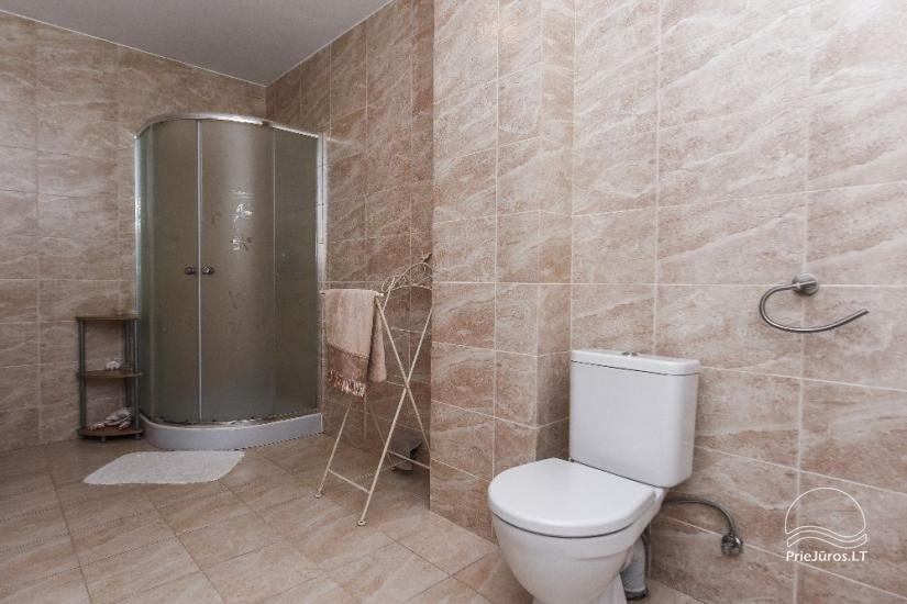 2 pokojowe mieszkanie w Sventoji - 11