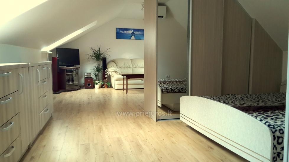 1-pokojowe mieszkania do wynajęcia w Juodkrante - 1