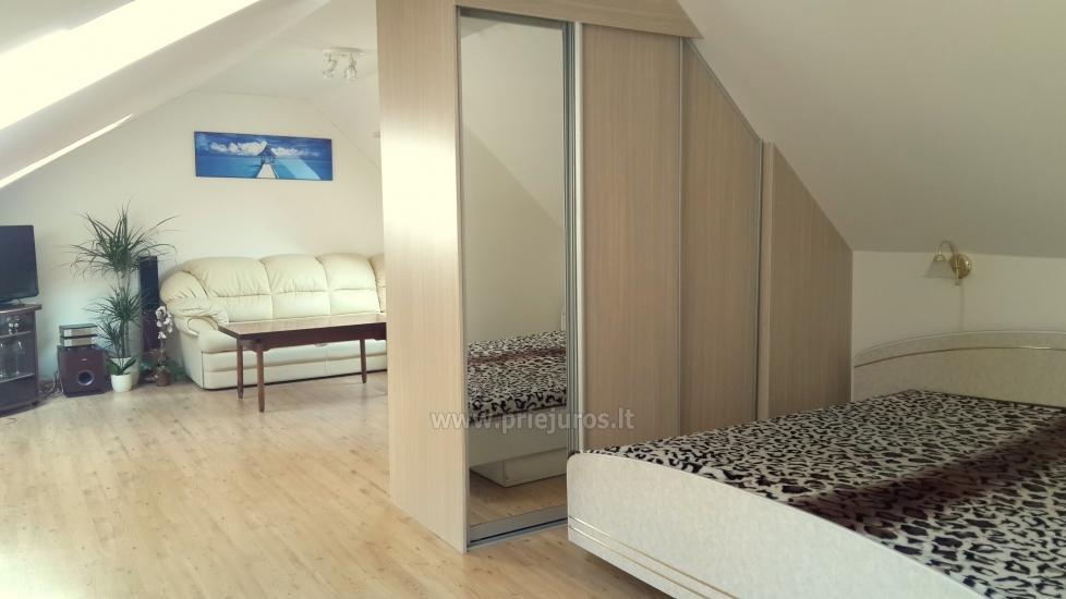 1-2-pokojowe mieszkania do wynajęcia w Juodkrante - 11
