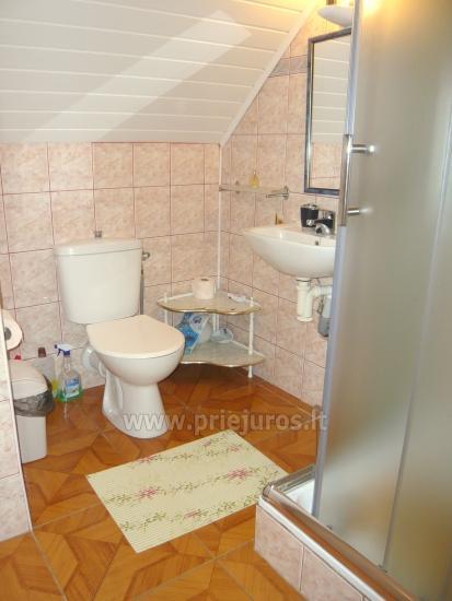 1-pokojowe mieszkania do wynajęcia w Juodkrante - 6