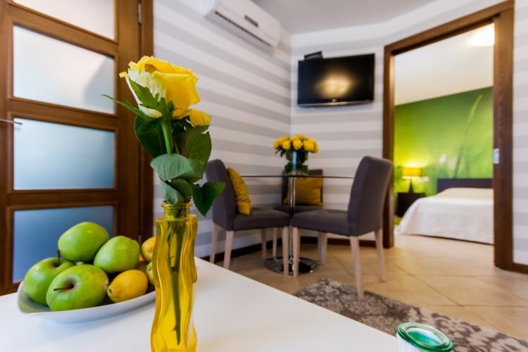 2-pokojowe i 2-pokojowe apartamenty-mieszkania do wynajęcia w centrum Połągi - 6