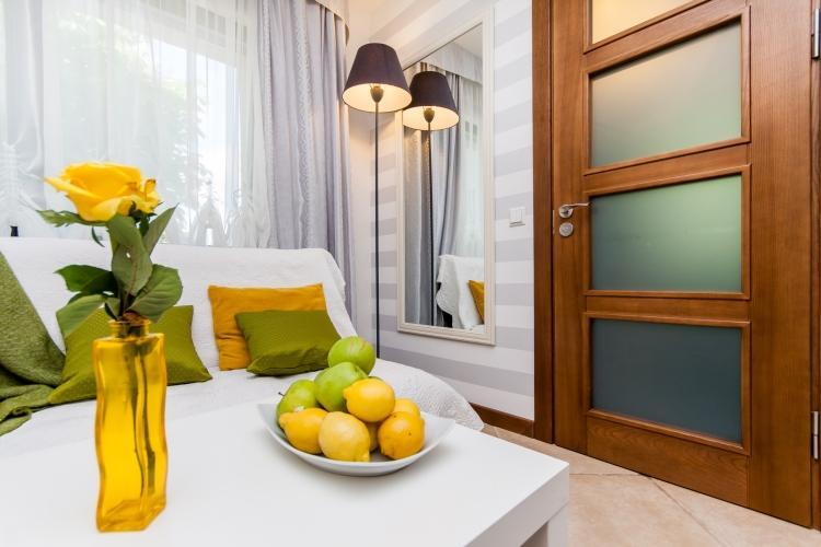 2-pokojowe i 2-pokojowe apartamenty-mieszkania do wynajęcia w centrum Połągi - 7