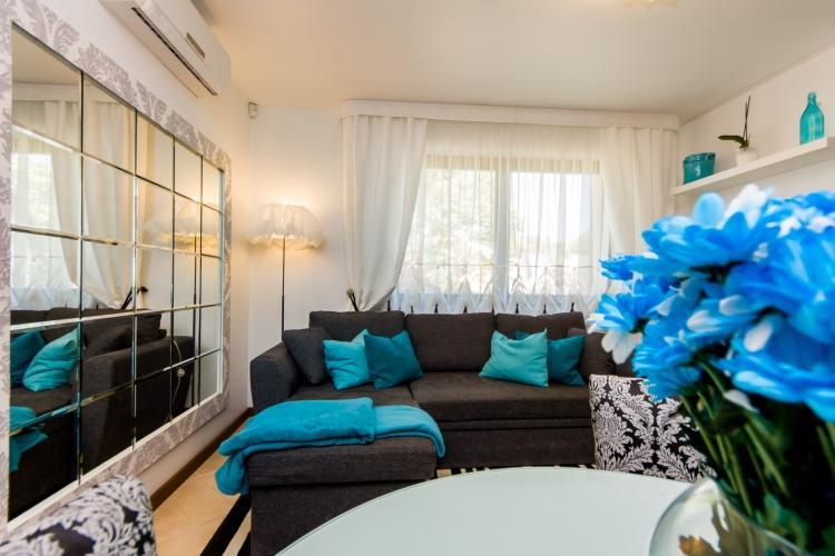 2-pokojowe i 2-pokojowe apartamenty-mieszkania do wynajęcia w centrum Połągi - 9
