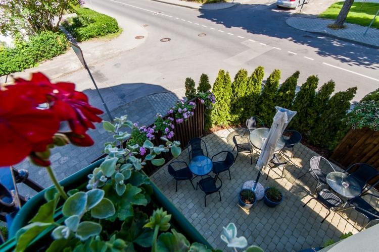 2-pokojowe i 2-pokojowe apartamenty-mieszkania do wynajęcia w centrum Połągi - 1