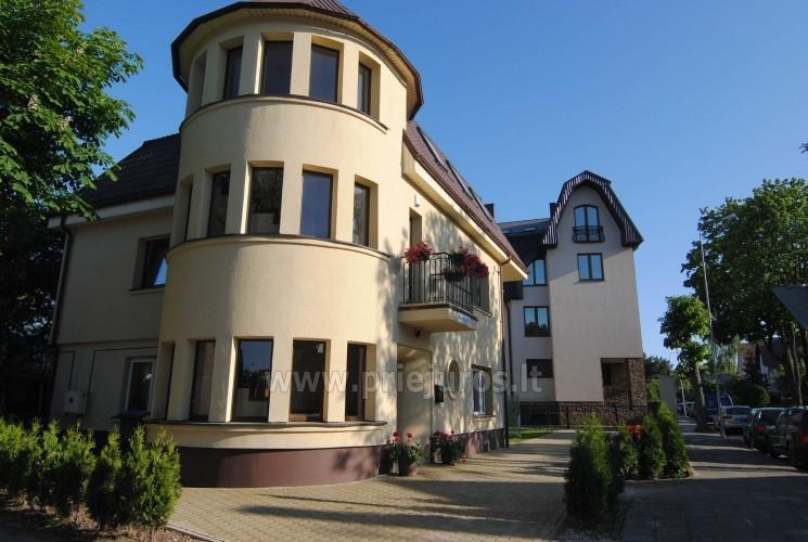 2-pokojowe i 2-pokojowe apartamenty-mieszkania do wynajęcia w centrum Połągi - 2