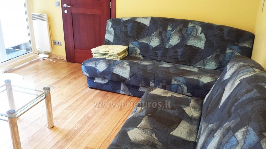 Apartament-mieszkanie z 2 sypialniami w Juodkrante, w pobliżu zalewu - 9