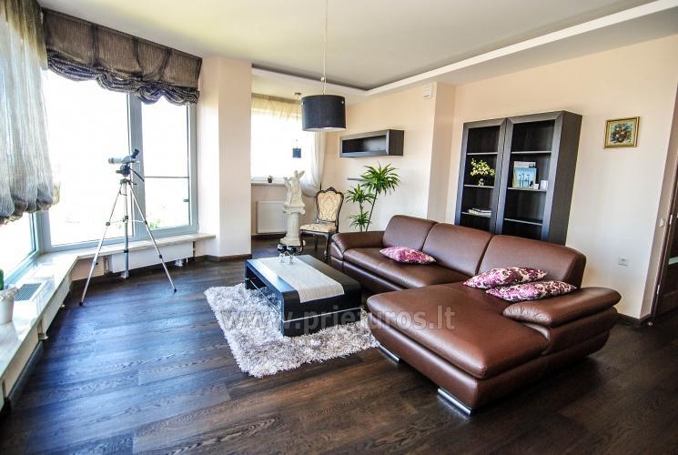Apartament z tarasem do wynajęcia w Kłajpedzie.Miejsce ekskluzywne wakacje - 2