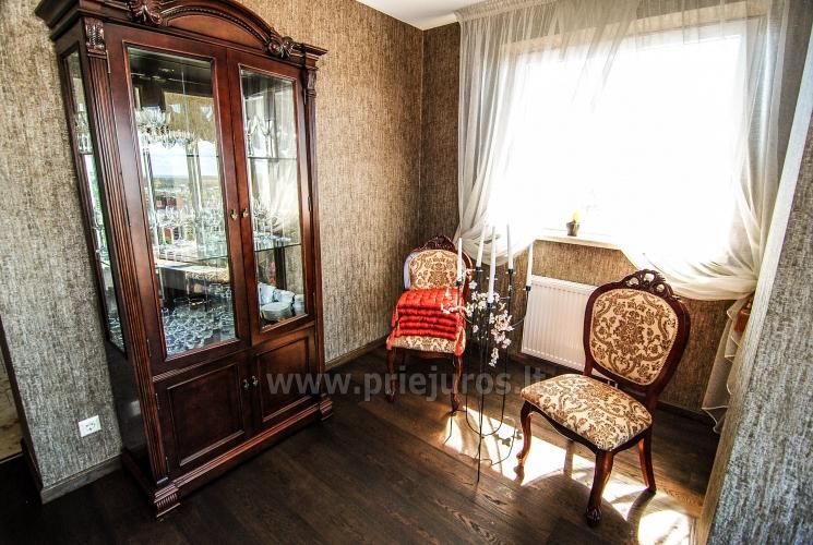 Apartament z tarasem do wynajęcia w Kłajpedzie.Miejsce ekskluzywne wakacje - 11