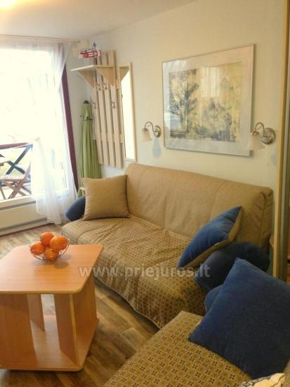 Apartament dla odpoczynku w Nidzie - 10