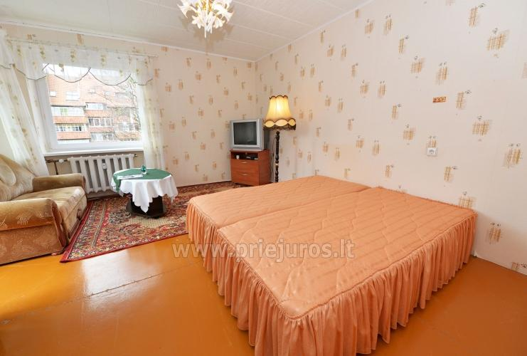 Jeden pokój do wynajęcia w dwupokojowym mieszkaniu w Nidzie - 2