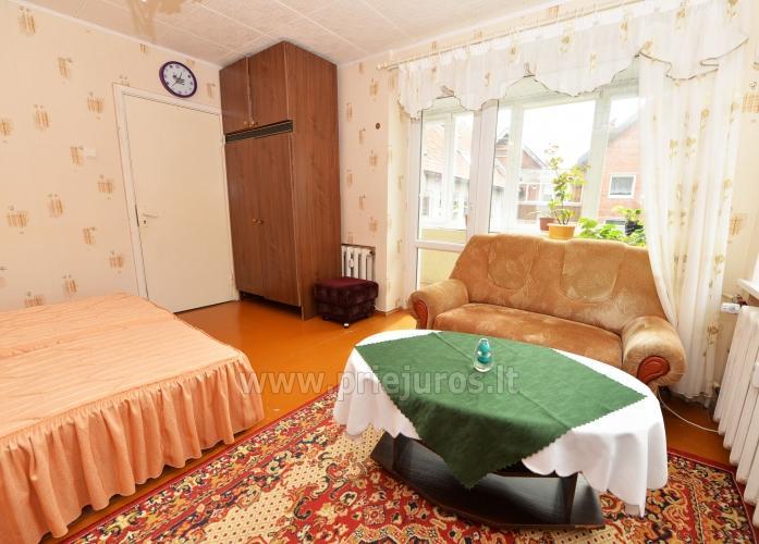 Jeden pokój do wynajęcia w dwupokojowym mieszkaniu w Nidzie - 3
