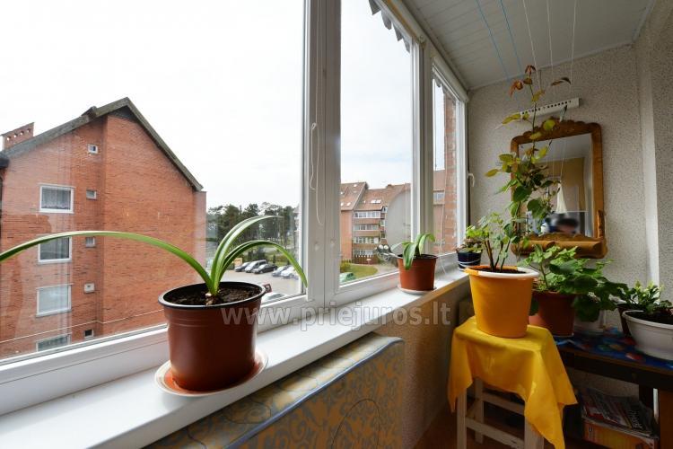 Jeden pokój do wynajęcia w dwupokojowym mieszkaniu w Nidzie - 4