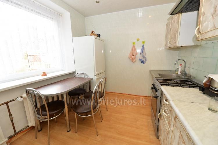 Jeden pokój do wynajęcia w dwupokojowym mieszkaniu w Nidzie - 5