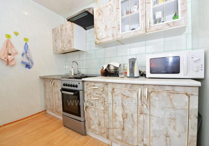 Jeden pokój do wynajęcia w dwupokojowym mieszkaniu w Nidzie - 6