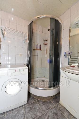 Jeden pokój do wynajęcia w dwupokojowym mieszkaniu w Nidzie - 8