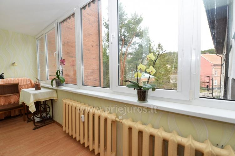 Jeden pokój do wynajęcia w dwupokojowym mieszkaniu w Nidzie - 10