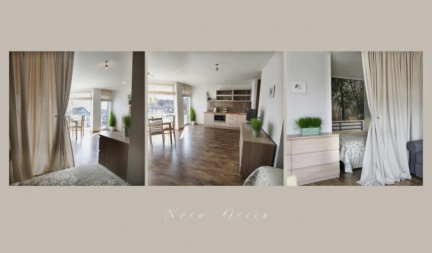 Apartament Nora Green w centrum Nida - 9