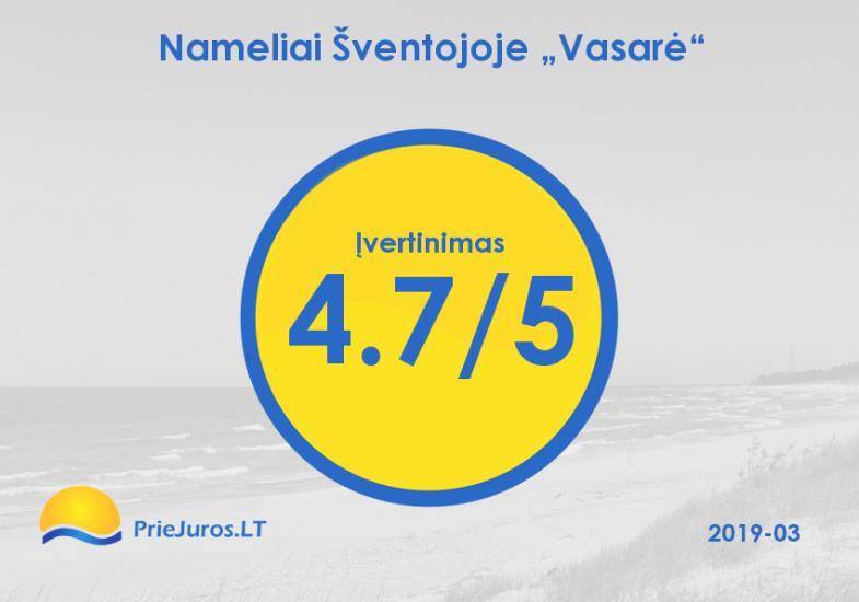 Nowe domki letniskowe w Sventoji Vasare - 2