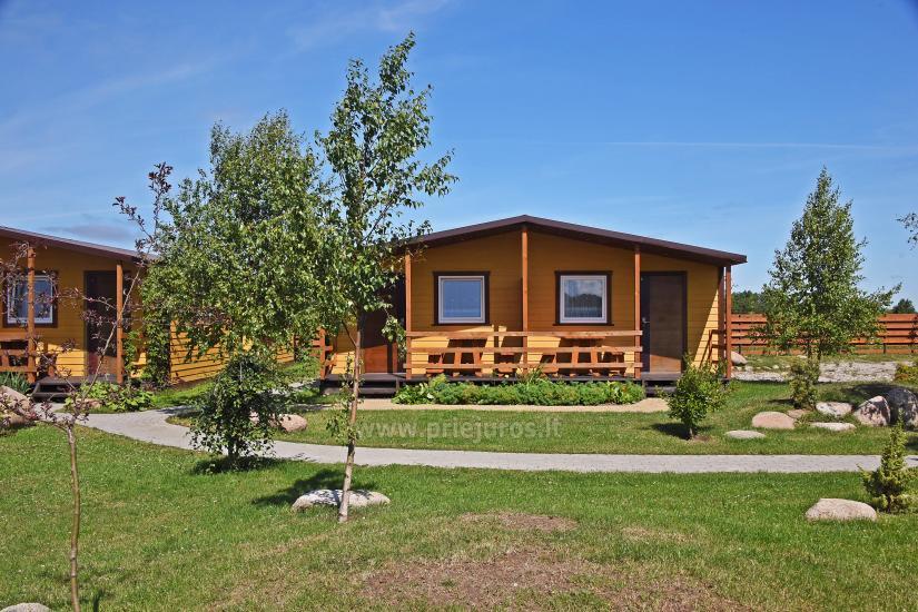 Nowe domki letniskowe w Sventoji Vasare - 1
